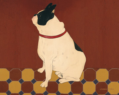 Good Dog II Reproduction d'art