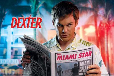Dexter Plakat
