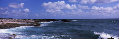 Waves on the Coast, Cozumel, Mexico Photographic Print by  Panoramic Images