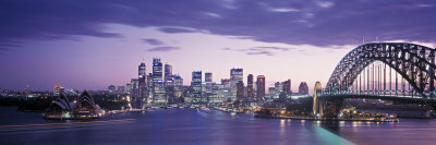 Sydney, New South Wales, Australia Photographic Print by Peter Adams