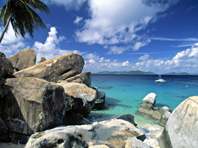 Virgin Gorda, British Virgin Islands, Caribbean Photographic Print