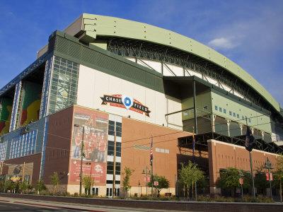 Chase Field Baseball Park, Phoenix, Arizona, United States of America, North America Photographic Print by Richard Cummins