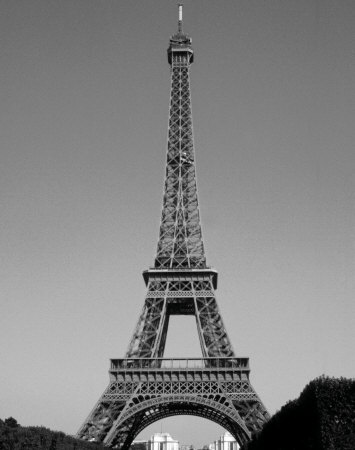 Eiffel Tower I Prints by Susan Frost