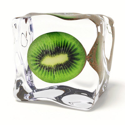 Glaon au kiwi Reproduction d'art