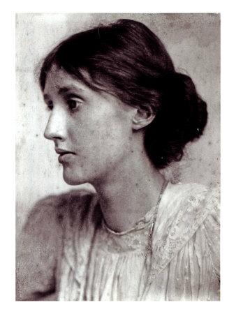 Virginia Woolf, 1902 Giclee Print by George Charles Beresford