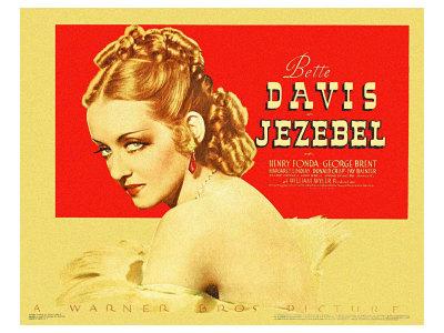 Jezebel, 1938 Posters