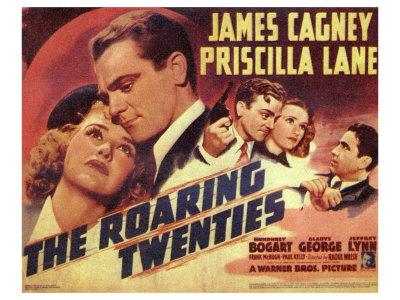 The Roaring Twenties, 1939 Posters