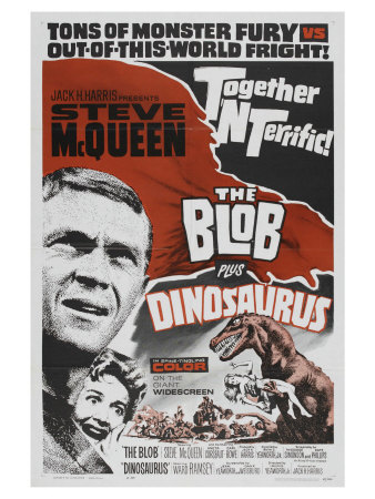 The Blob, 1958 Posters
