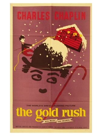 The Gold Rush, 1925 Prints