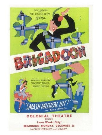 Brigadoon Prints