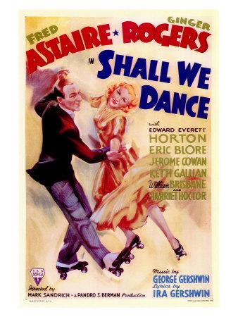 Shall We Dance, 1937 Prints