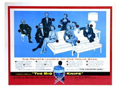 The Big Knife, 1955 Prints