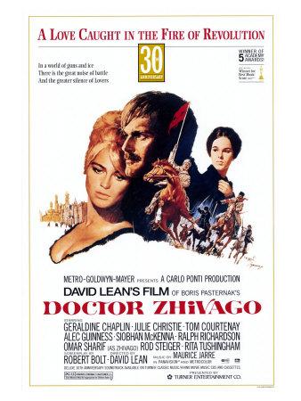 Doctor Zhivago, 1965 Plakat
