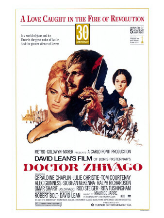 Doctor Zhivago, 1965 Print