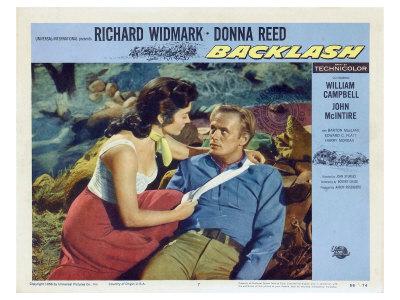 Backlash, 1956 Prints