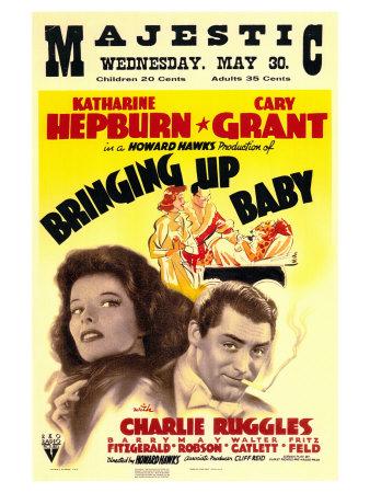 Bringing Up Baby, 1938 Prints