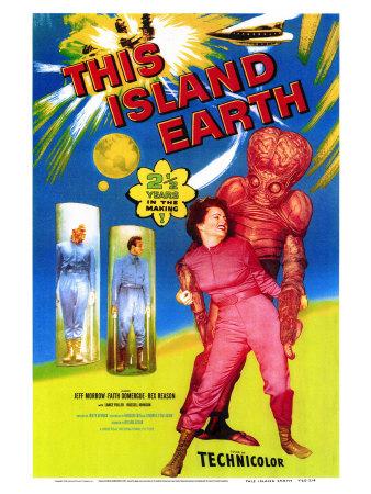 This Island Earth, 1954 Prints