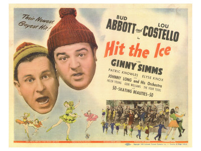 Hit the Ice, 1943 Prints