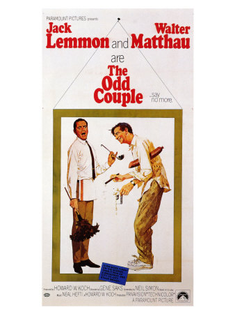 The Odd Couple, 1968 Prints