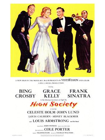 High Society, 1956 Print