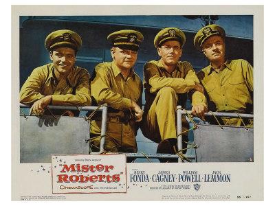 Mister Roberts, 1955 Art