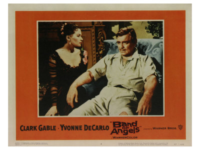 Band of Angels, 1957 Prints
