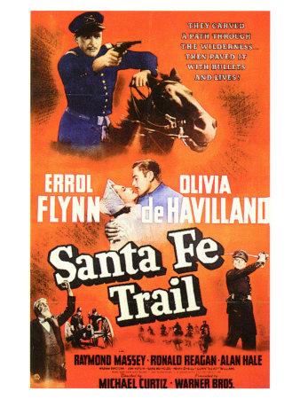 Santa Fe Trail, 1940 Prints
