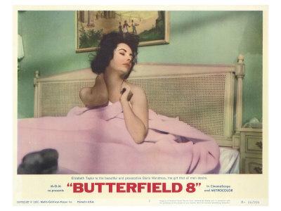 Butterfield 8, 1960 Prints