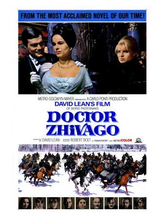 Doctor Zhivago, 1965 Premium Giclee Print