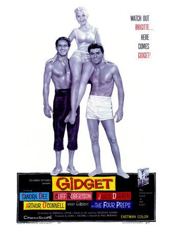 Gidget, 1959 Print