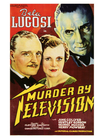 Murder By Television, 1935 Prints