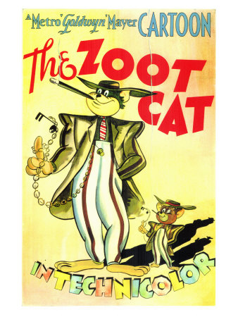 The Zoot Cat, 1944 Posters