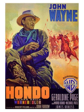 Hondo Posters