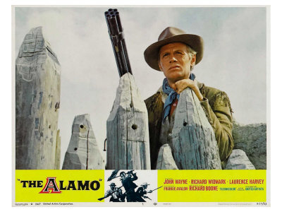 The Alamo, 1960 Art