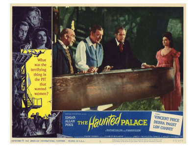 The Haunted Palace, 1963 Prints
