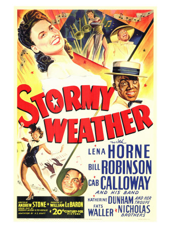 Stormy Weather, 1943 Poster