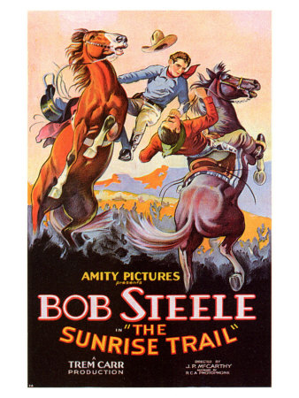 The Sunrise Trail, 1931 Poster