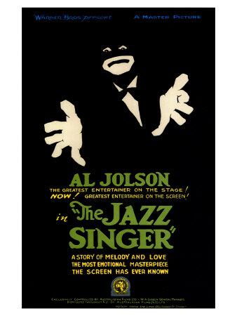 The Jazz Singer, 1927 Art