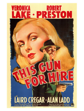 This Gun For Hire, 1942 アート