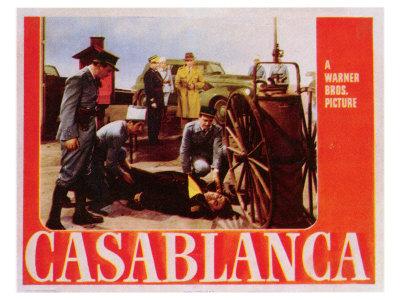 Casablanca, 1942 Affischer