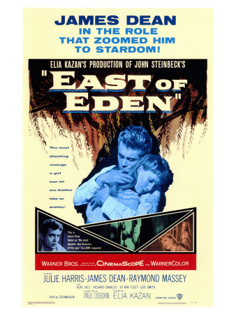 East of Eden, 1955 Poster
