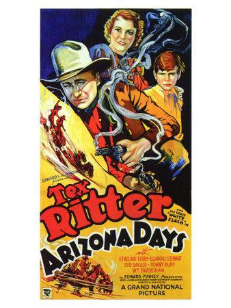 Arizona Days Posters