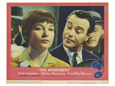 The Apartment, 1960 Prints