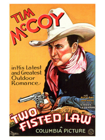 Two Fisted Law, 1932 Posters