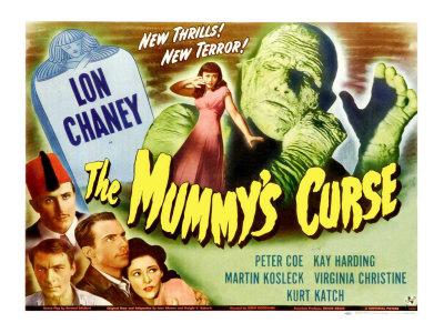 The Mummy's Curse, 1944 Prints