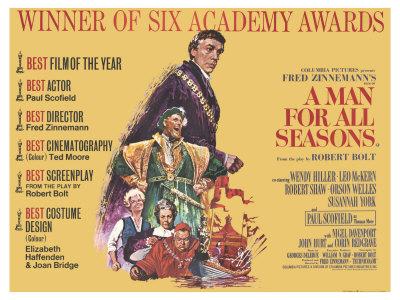 A Man for All Seasons, 1967 Prints