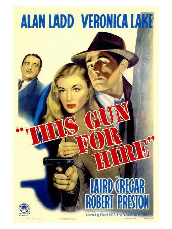This Gun For Hire, 1942 Print