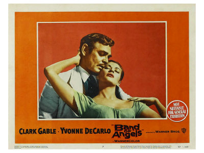 Band of Angels, 1957 Posters
