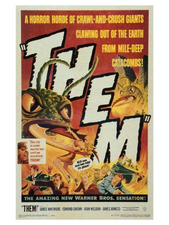 Them!, 1954 Prints