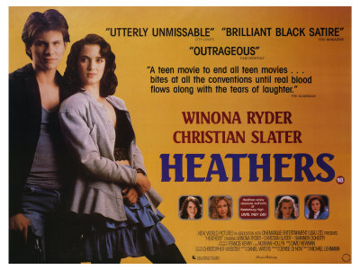 Heathers, 1989 Premium Giclee Print
